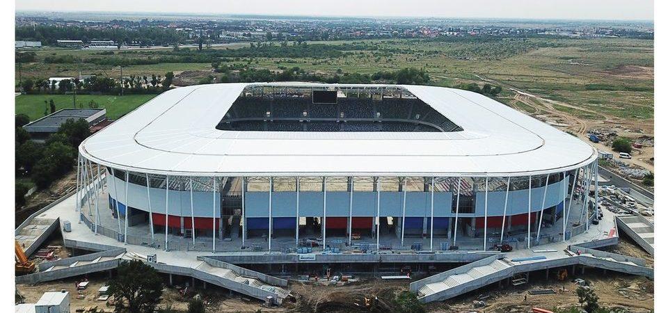 Ce face Armata cu un stadion de fotbal?