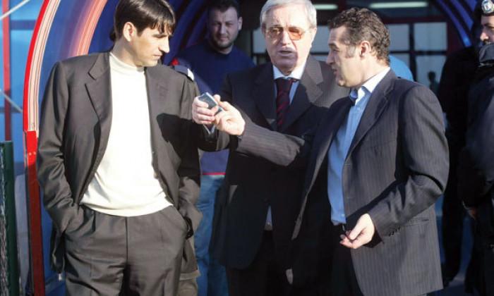 """Gigi Becali """"a salvat"""" Steaua de la faliment"""